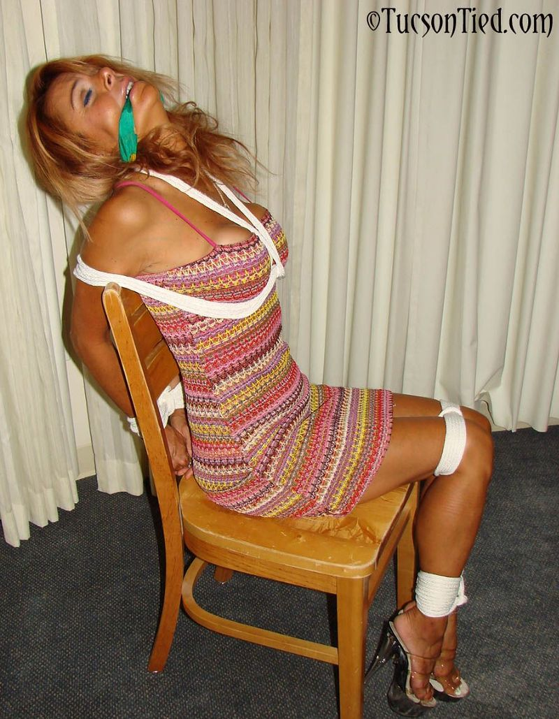 Stacy burke bound gagged theme simply