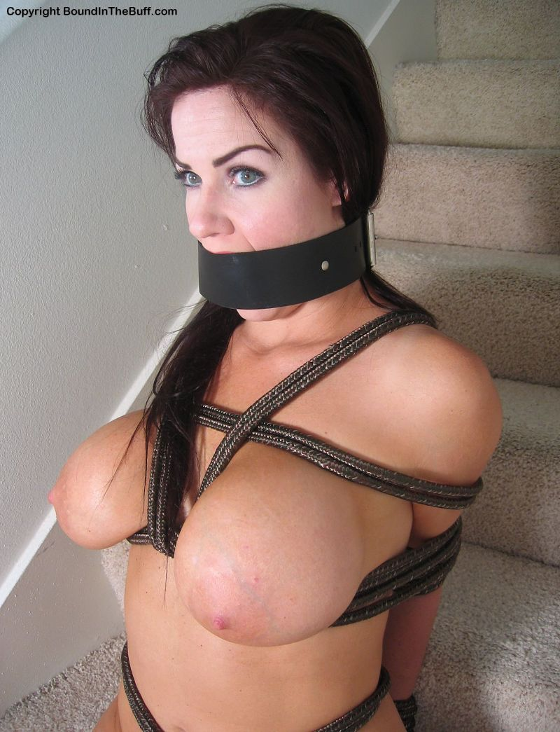 Free Topless Bondage Photo