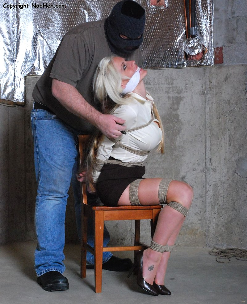 Bound, Gagged, Fondled