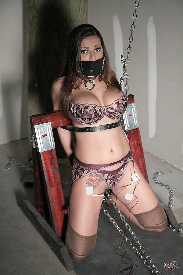 Bondage on demand pics
