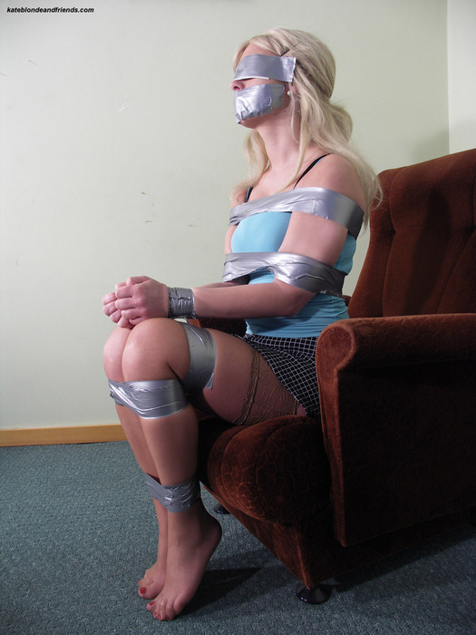 bondage kate blonde
